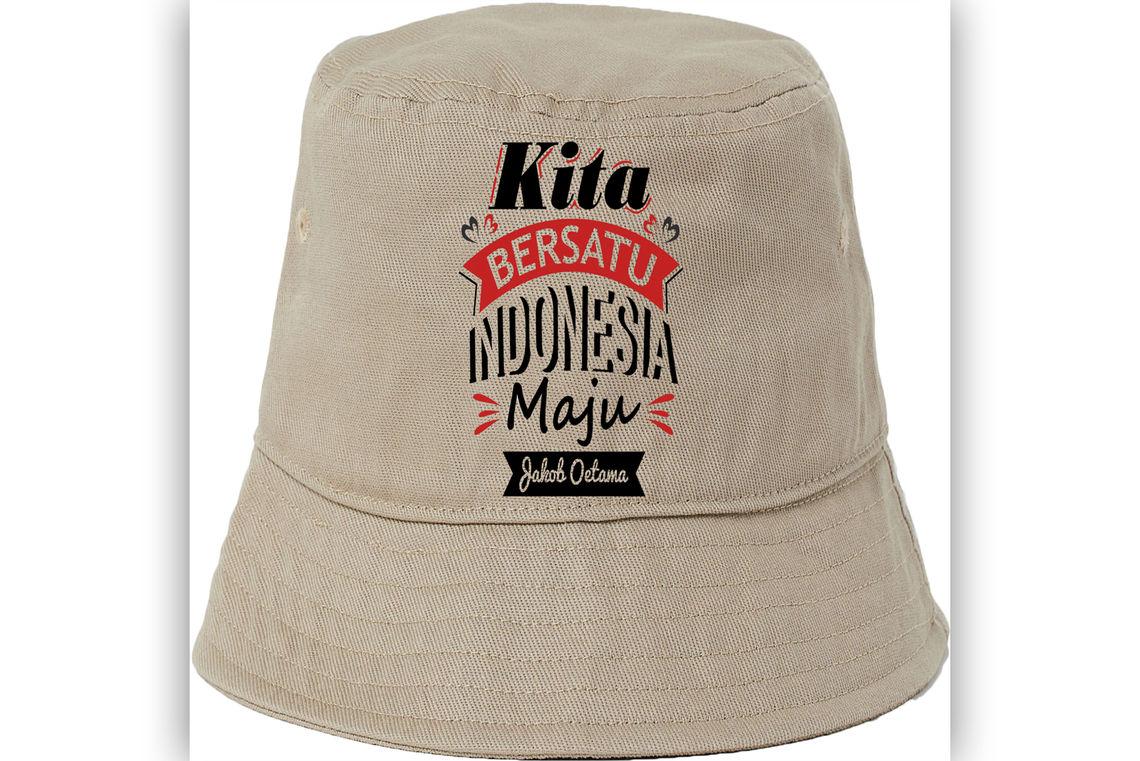 bucket hat warna