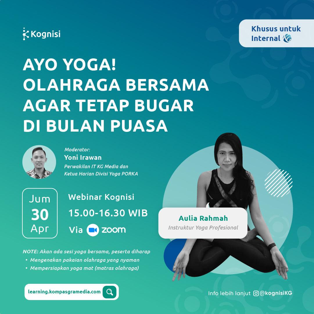 ayo yoga olahraga bersama agar tetap bugar di bulan puasa 02 1